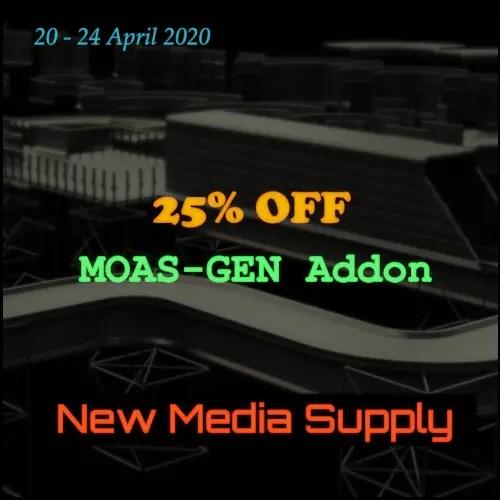MOAS-GEN addon