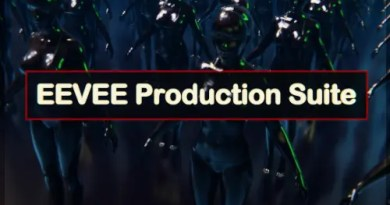 EEVEE Production Suite Cover Article