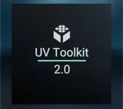 UV Toolkit Addon for Blender