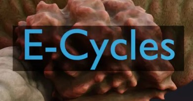 E-Cycles - Cover