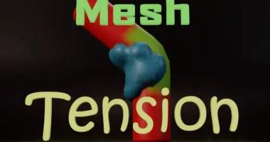 Cover Mesh Tension Addon