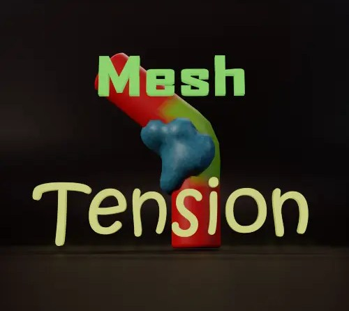 Cover Mesh Tension Addon