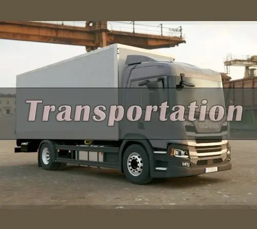 Transportation Addon - Cover