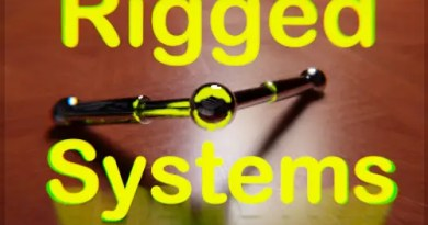 Rigged Systems Addon - Blender
