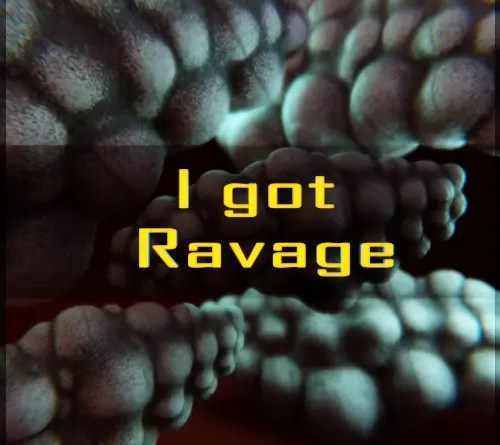 Ravage Addon - Cover
