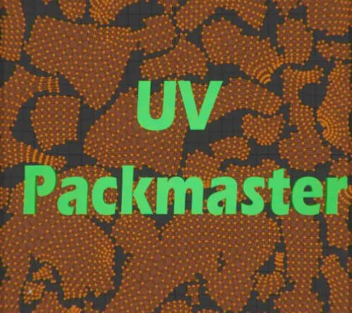 UVPackmaster Addon - Cover