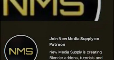 New Media Supply on Patreon