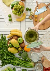 Recette Soupe Blender Chauffant : recette, soupe, blender, chauffant, Recettes, Blender, Chauffant, Soupe,, Smoothie, Purée