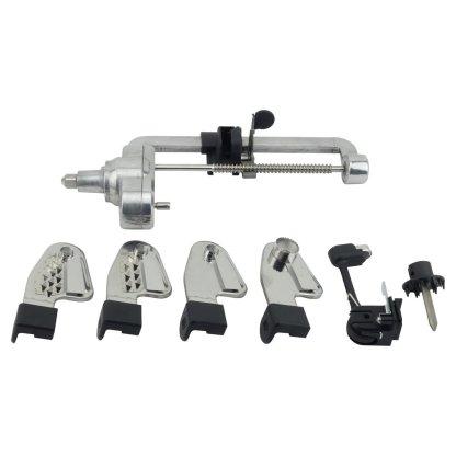 BlenderPartsUSA Spiralizer PLUS Peel, Core and Slicer for KitchenAid Stand Mixer KSM1APC