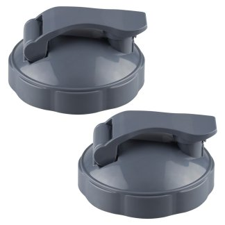 2 Pack NutriBullet Flip Top To-Go Lids