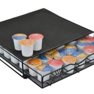 Keurig Under Brewer Storage Drawer - Holds 36 K-Cup Packs