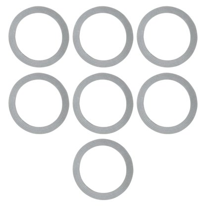 Oster Blender Gasket O Ring Rubber Seal 7 Pack