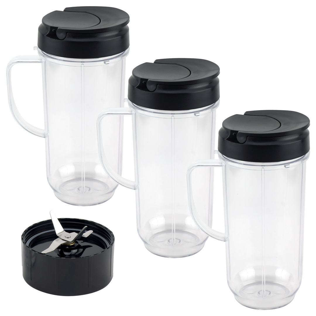 22 Oz Tall Cup With Flip Top To Go Lid Replacement Part
