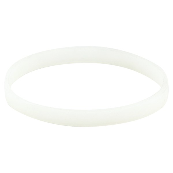 Felji White Gasket Rubber Sealing O-Ring Replacement Part for Nutri Ninja Auto-iQ Blenders BL480 BL681A BL682 BL640