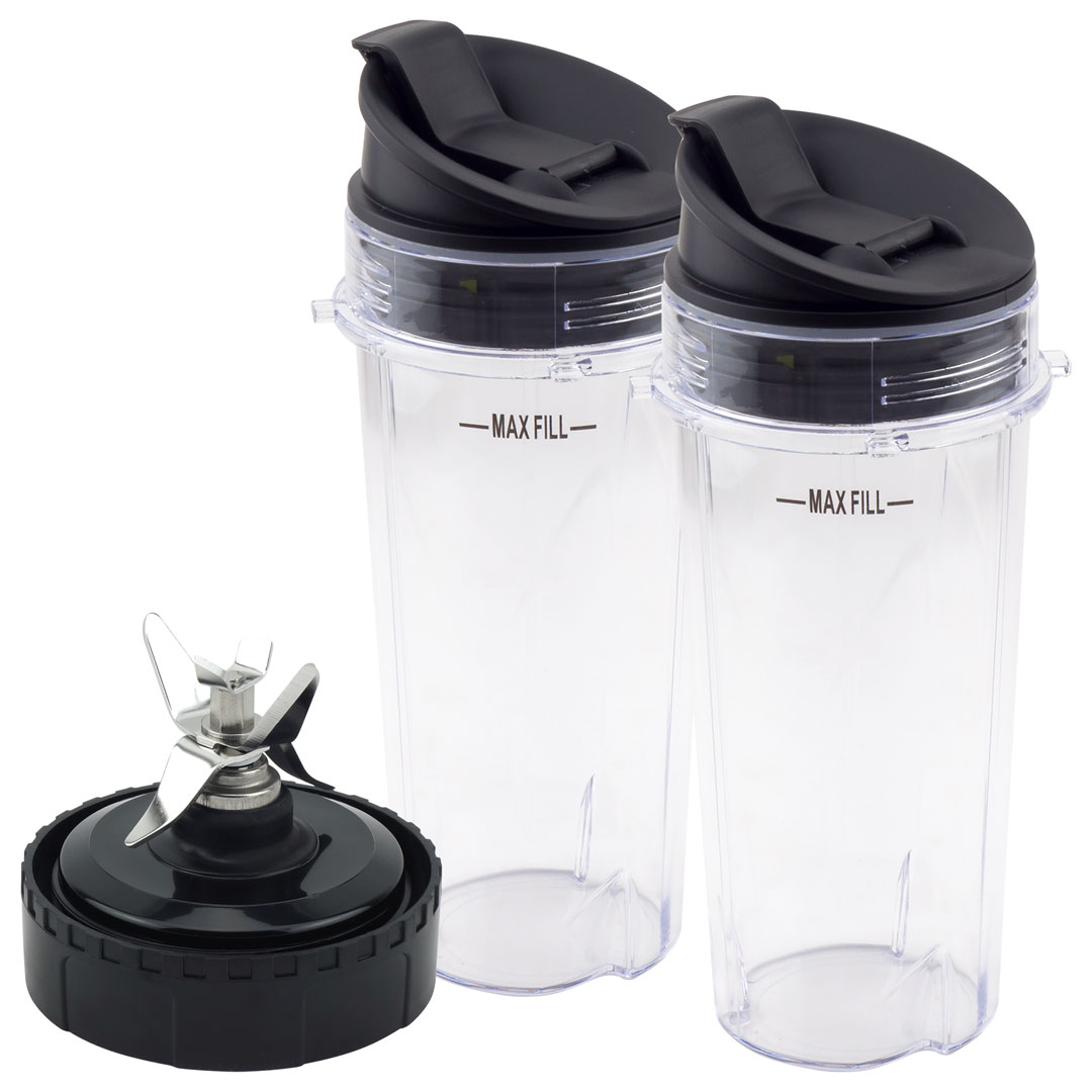 2 Pack 16 Oz Cups With Sip Amp Seal Lid And Pro Extractor