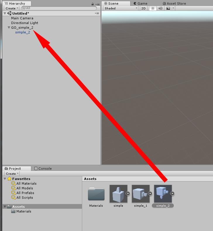 Unity automatic Mesh Update - Blendersauce