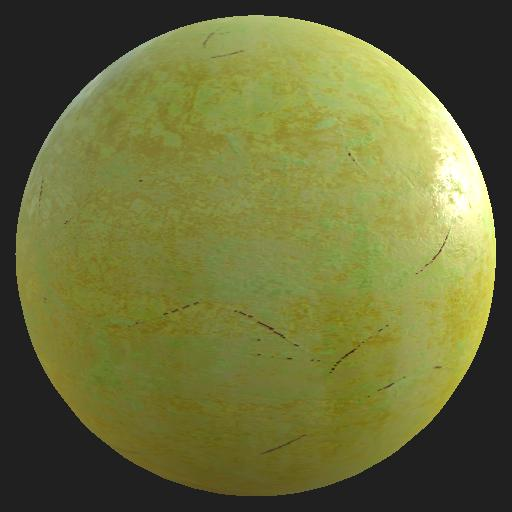 heavy_weathered_Paint_yellow