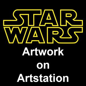 Top 10 Star-Wars Inspiration Artworks on Artstation