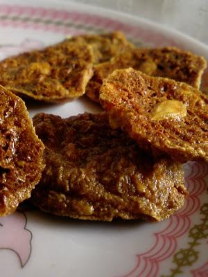 Gummadikaya Vadiyalu ~ White Pumpkin Papads