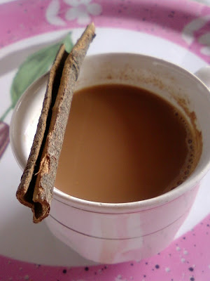 Indian Cinnamon Tea