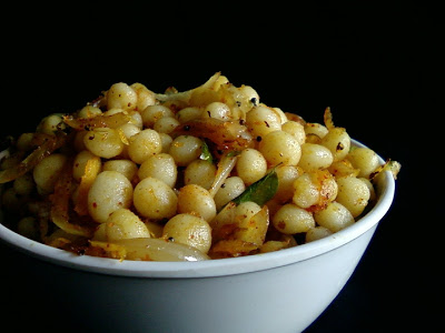 Biyyam Pindi Vundala Upma ~ Rice Flour Balls Upma