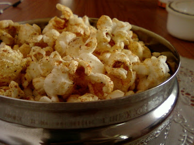 Mokkajonna Karam Pelalu ~ Spicy Popcorn