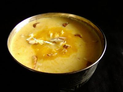 Mango Rabri / Rabdi