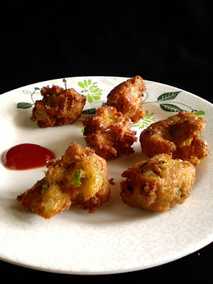 Corn and Meal Maker Pakoda / Fritters
