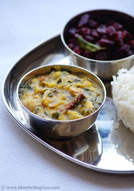methi dal recipe, how to make menthi pappu, south indian methi dal