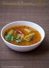 drumstick rasam recipe, how to make drumstick rasam