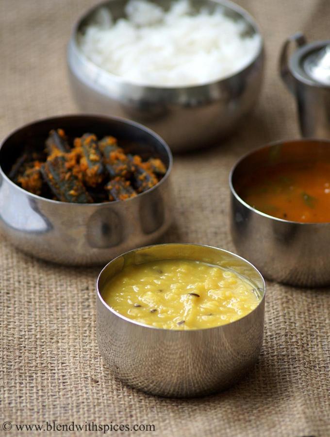 Gujarati Lachko Dal Recipe – Easy Indian Dal Recipes