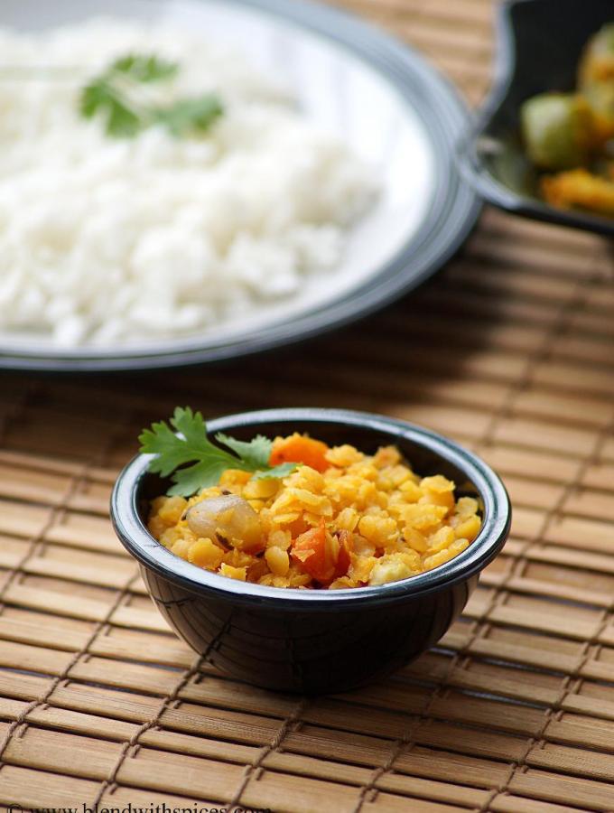 Dal Chenchki Recipe – A Traditional Bengali Dal Recipe