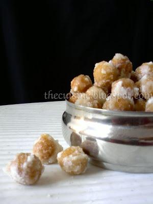 Venna Vundalu – Butter balls