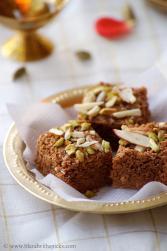 Dodha burfi recipe, how to make dodha burfi recipe