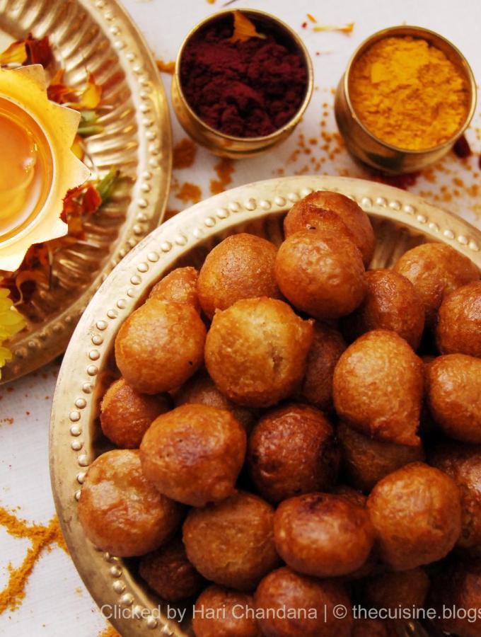 Paakundalu / Pakam Undalu ~ Makara Sankranthi Recipes