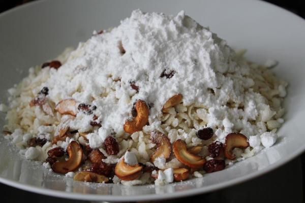 how to make sweet poha recipe, janmashtami recipes