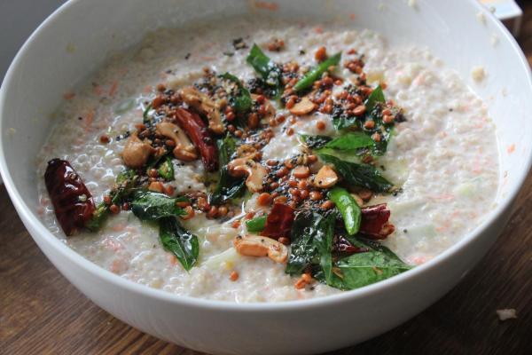 recipe for south Indian dahi quinoa, quinoa lunch recipes indian, easy quinoa recipes indian