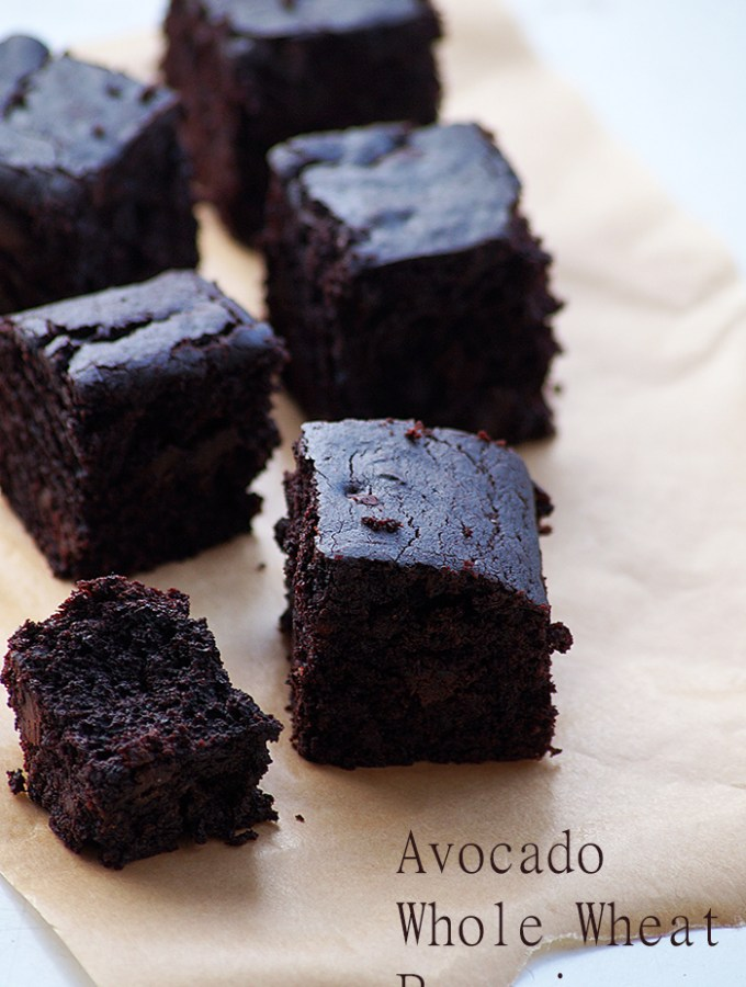 Healthy Vegan Avocado Brownies Recipe – How to Make Eggless Chocolate Brownies