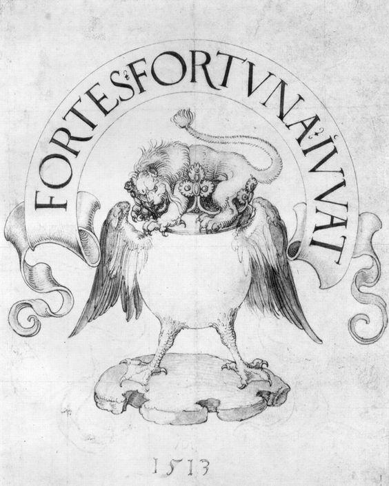 Arti Fortis Fortuna Adiuvat : fortis, fortuna, adiuvat, Blennerhassett, Family, Fortes, Fortuna, Juvat