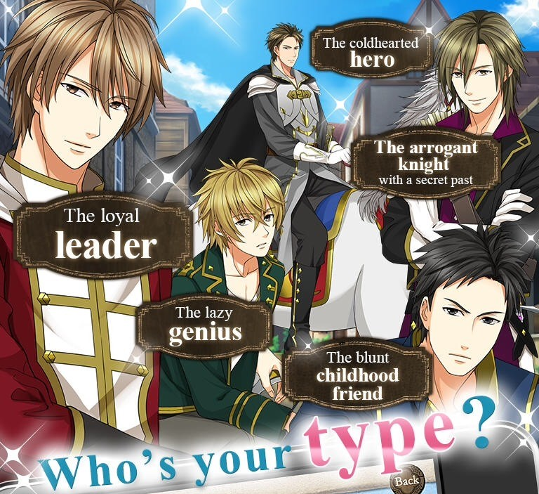 characters a knights devotion