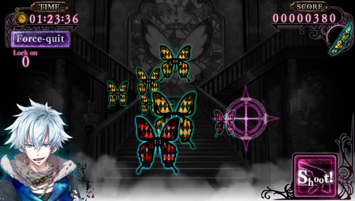 Pschedelica of the Black Butterfly Mini Game 3