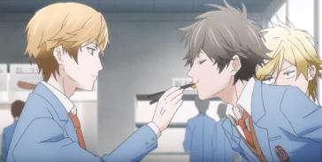 Hitorijime My Hero - Hasakura Kensuke