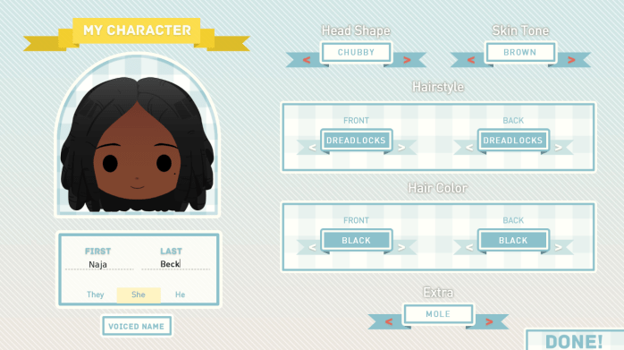 Our Life - Character Customization.png