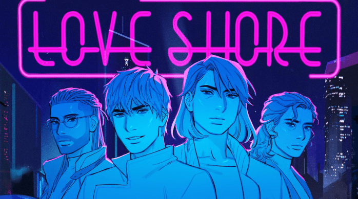 Love Shore Game Blerdy Otome