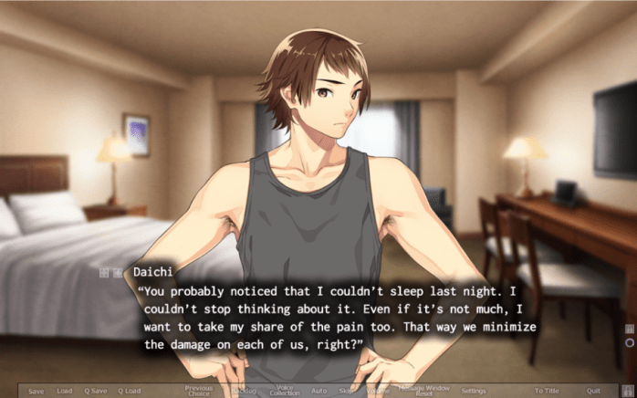 Room No 9 Blerdy Otome Review 3