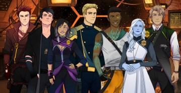 Andromeda Six Cast