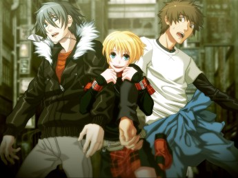 Togainu no Chi Blerdy Otome Review 4