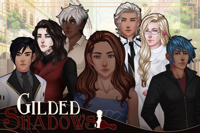 Gilded Shadows VN