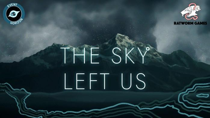 The Sky Left Us Visual Novel