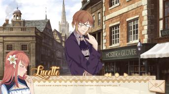 Cinderella Phenomenon Evermore Chevalier glasses
